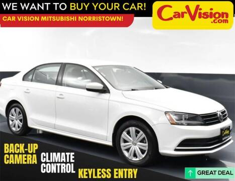 2017 Volkswagen Jetta for sale at Car Vision Mitsubishi Norristown in Norristown PA