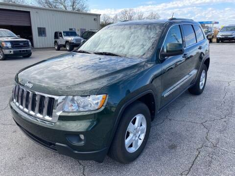 2011 Jeep Grand Cherokee for sale at Brewster Used Cars in Anderson SC