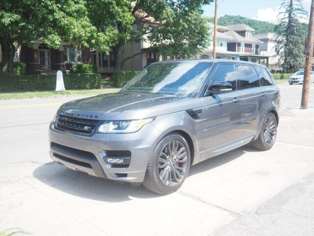 2017 Land Rover Range Rover Sport for sale at Advantage Auto Sales in Wheeling WV