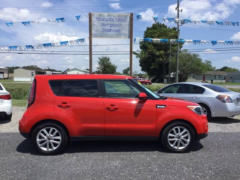 2017 Kia Soul for sale at Affordable Autos II in Houma LA