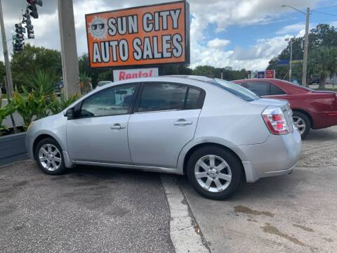 2009 Nissan Sentra for sale at Sun City Auto in Gainesville FL