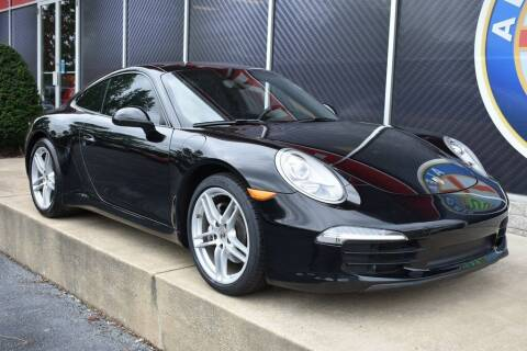 2013 Porsche 911 for sale at Alfa Romeo & Fiat of Strongsville in Strongsville OH