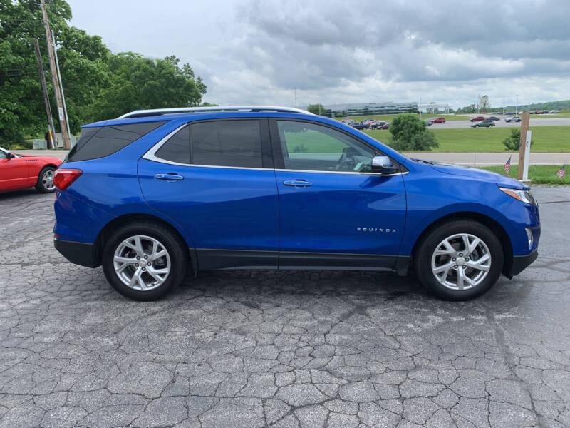 2019 Chevrolet Equinox for sale at Westview Motors in Hillsboro OH