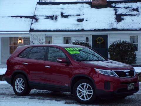 2014 Kia Sorento for sale at The Auto Barn in Berwick ME