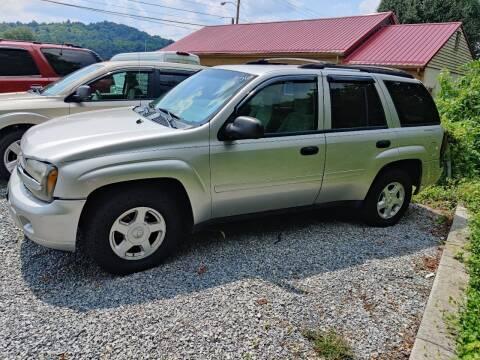 2006 Chevrolet TrailBlazer for sale at Magic Ride Auto Sales in Elizabethton TN