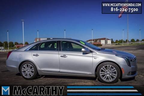 2019 Cadillac XTS for sale at Mr. KC Cars - McCarthy Hyundai in Blue Springs MO
