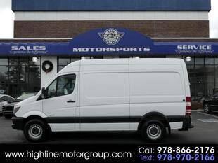 2015 Mercedes-Benz Sprinter Cargo for sale at Highline Group Motorsports in Lowell MA