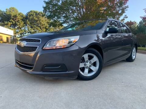 2013 Chevrolet Malibu for sale at Global Imports Auto Sales in Buford GA