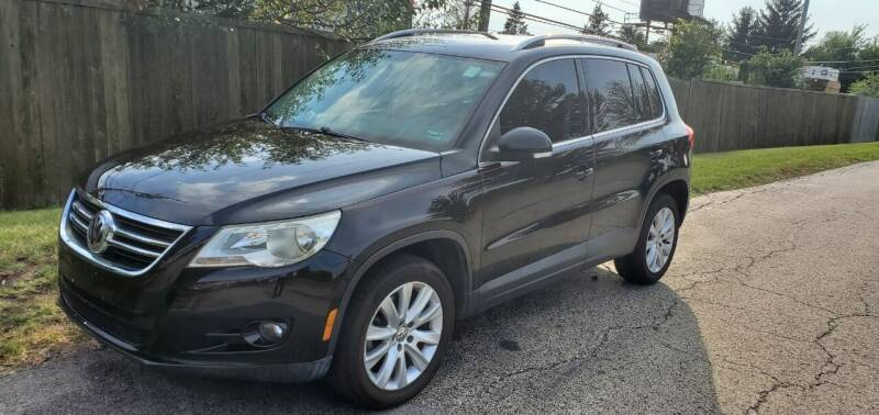 2009 Volkswagen Tiguan for sale at Luxury Cars Xchange in Lockport IL
