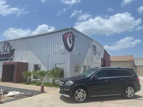 2015 Mercedes-Benz GL-Class for sale at Barrett Auto Gallery in San Juan TX