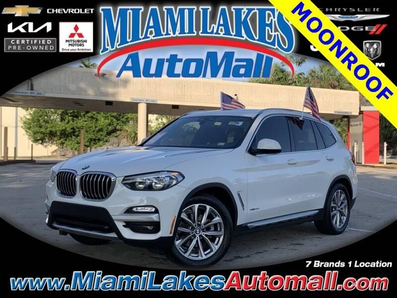 2018 BMW X3 for sale in Miami, FL
