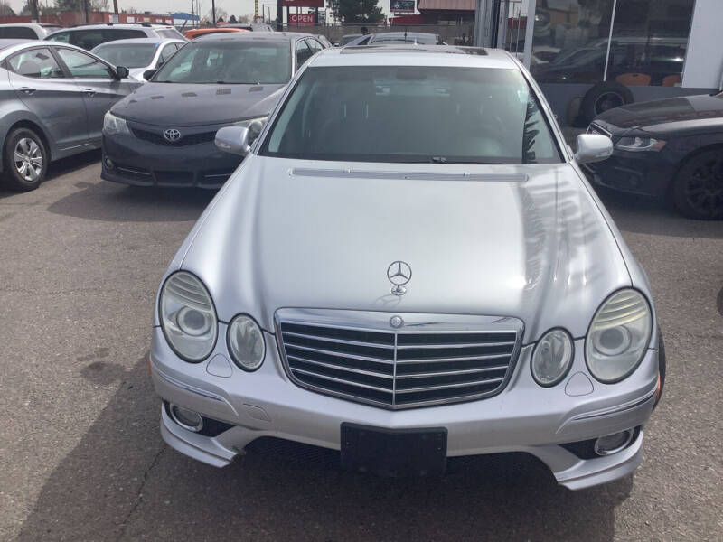 2009 Mercedes-Benz E-Class for sale at GPS Motors in Denver CO
