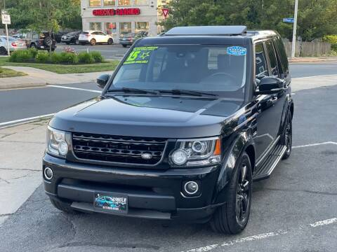 2015 Land Rover LR4 for sale at Circle Auto Sales in Revere MA
