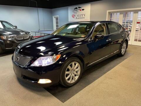 2007 Lexus LS 460 for sale at Quality Autos in Marietta GA