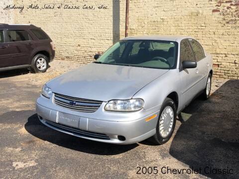 2005 Chevrolet Classic for sale at MIDWAY AUTO SALES & CLASSIC CARS INC in Fort Smith AR