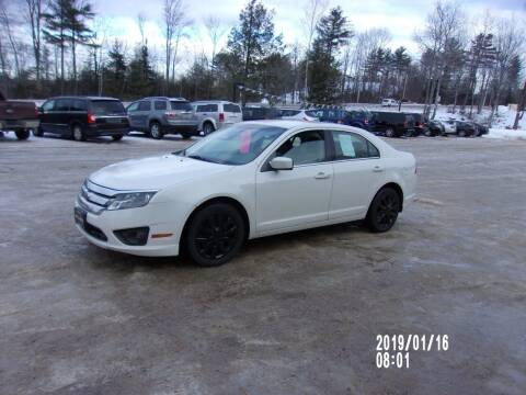 2010 Ford Fusion for sale at Hart's Classics Inc in Oxford ME