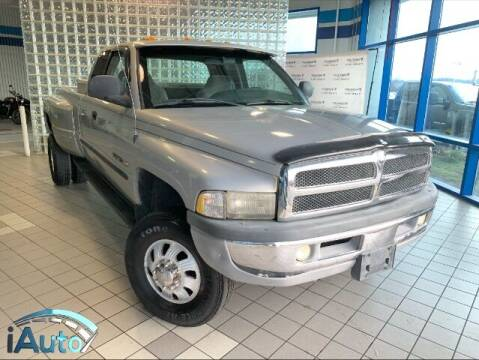 2000 Dodge Ram Pickup 3500 for sale at iAuto in Cincinnati OH