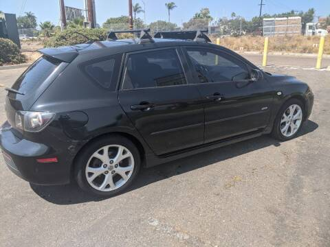 2008 Mazda MAZDA3 for sale at Gold Coast Motors in Lemon Grove CA