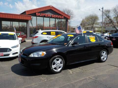 2013 Chevrolet Impala for sale at Super Service Used Cars in Milwaukee WI