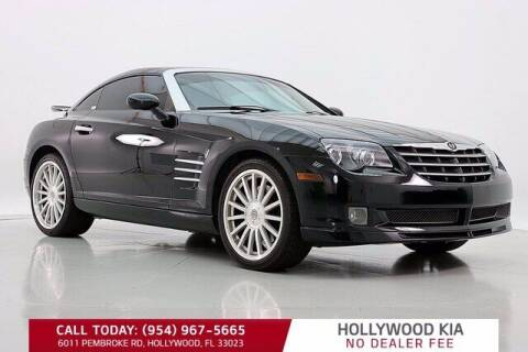 2005 Chrysler Crossfire SRT-6 for sale at JumboAutoGroup.com in Hollywood FL