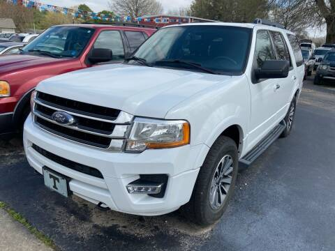 2015 Ford Expedition for sale at Sartins Auto Sales in Dyersburg TN