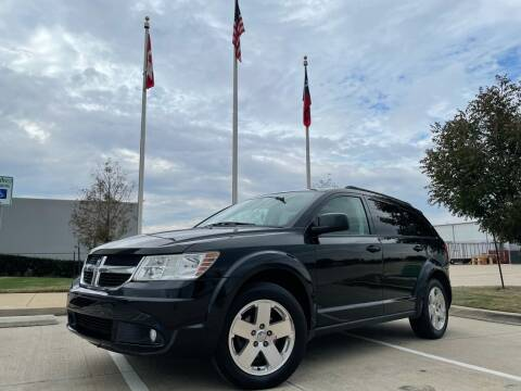 2010 Dodge Journey for sale at TWIN CITY MOTORS in Houston TX