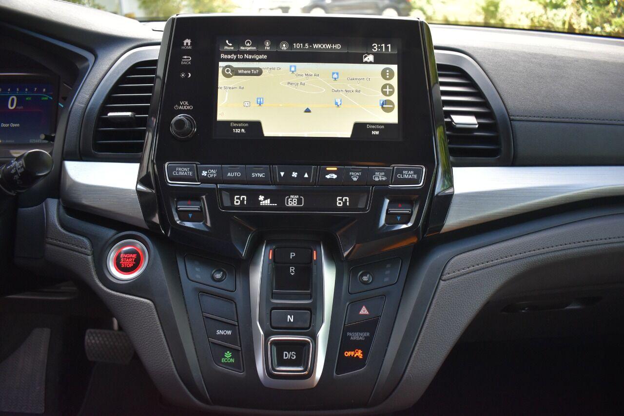 2018 Honda Odyssey EX L w/Navi w/RES 4dr Mini Van and RES full