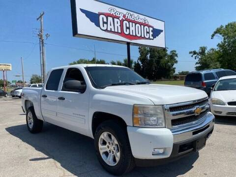 2011 Chevrolet Silverado 1500 for sale at Ray Hibdon's Car Choice in Oklahoma City OK