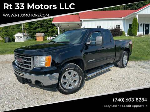 2013 GMC Sierra 1500 for sale at Rt 33 Motors LLC in Rockbridge OH