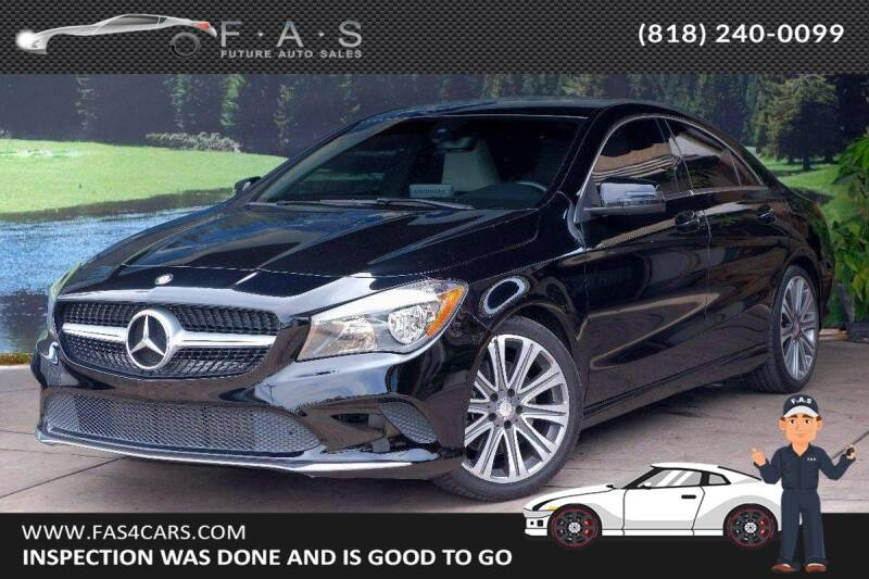 2018 Mercedes-Benz CLA for sale at Best Car Buy in Glendale CA