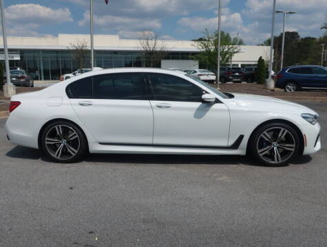 2018 BMW 7 Series for sale at Southern Auto Solutions - BMW of South Atlanta in Marietta GA