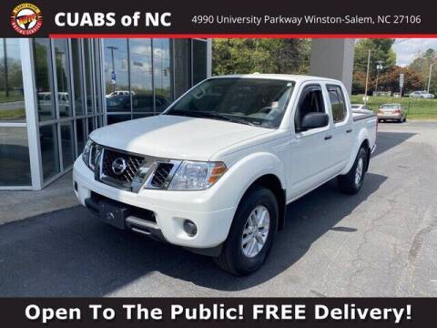 2018 Nissan Frontier for sale at Summit Credit Union Auto Buying Service in Winston Salem NC