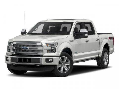 2017 Ford F-150 for sale at King's Colonial Ford in Brunswick GA