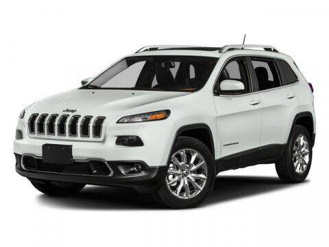 2016 Jeep Cherokee for sale at Suburban Chevrolet in Claremore OK