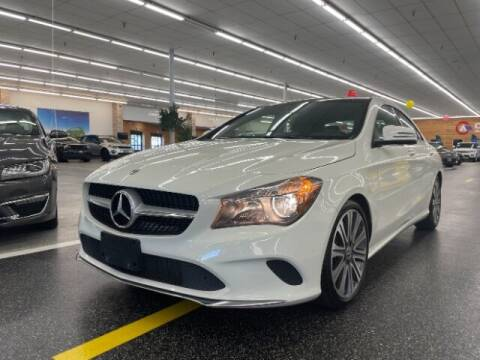 2018 Mercedes-Benz CLA for sale at Dixie Motors in Fairfield OH