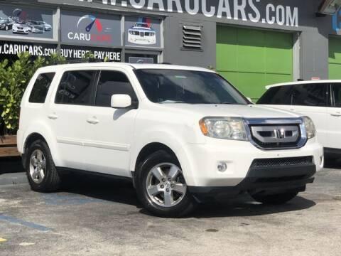 2011 Honda Pilot for sale at CARUCARS LLC in Miami FL
