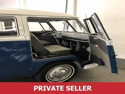 1966 Volkswagen Bus for sale at Route 46 Auto Sales Inc in Lodi NJ
