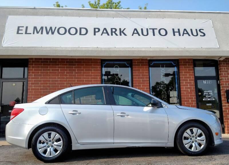 2014 Chevrolet Cruze for sale at Elmwood Park Auto Haus in Elmwood Park IL