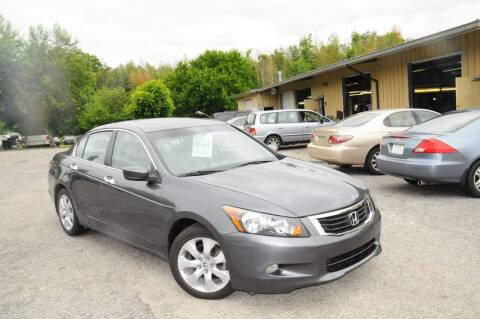 2008 Honda Accord for sale at RICHARDSON MOTORS USED CARS - Buy Here Pay Here in Anderson SC