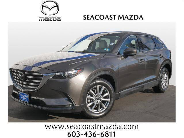 2018 Mazda CX-9 for sale at The Yes Guys in Portsmouth NH