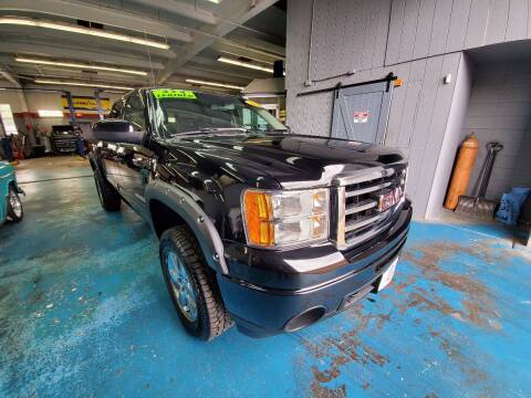 2013 GMC Sierra 1500 for sale at Stach Auto in Janesville WI