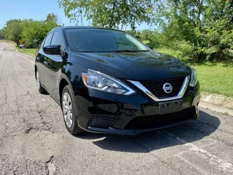 2017 Nissan Sentra for sale at Texas Auto Trade Center in San Antonio TX