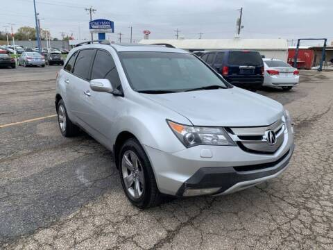 2009 Acura MDX for sale at Ol Mac Motors in Topeka KS