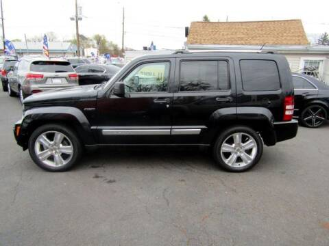 2012 Jeep Liberty for sale at American Auto Group Now in Maple Shade NJ