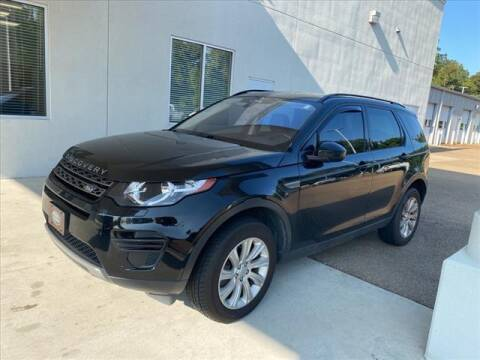 2017 Land Rover Discovery Sport for sale at BLACKBURN MOTOR CO in Vicksburg MS