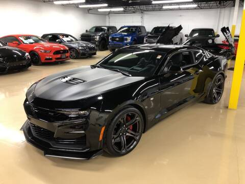 2019 Chevrolet Camaro for sale at Fox Valley Motorworks in Lake In The Hills IL