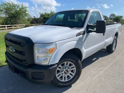 2015 Ford F-350 Super Duty for sale at Deerfield Automall in Deerfield Beach FL