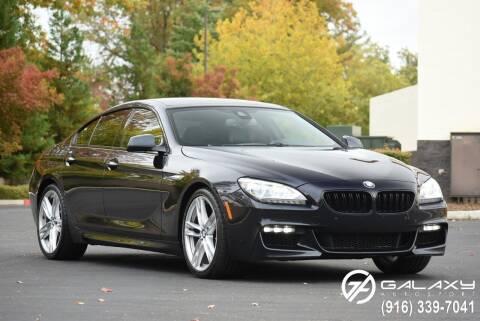 2014 BMW 6 Series for sale at Galaxy Autosport in Sacramento CA
