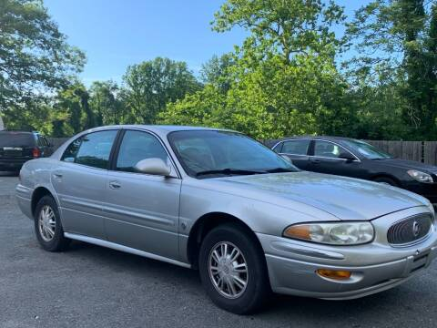2005 Buick LeSabre for sale at D & M Discount Auto Sales in Stafford VA