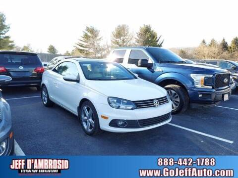 2012 Volkswagen Eos for sale at Jeff D'Ambrosio Auto Group in Downingtown PA